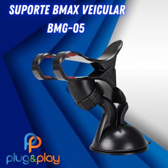 SUPORTE BMAX VEICULAR COM VENTOSA BMG-05
