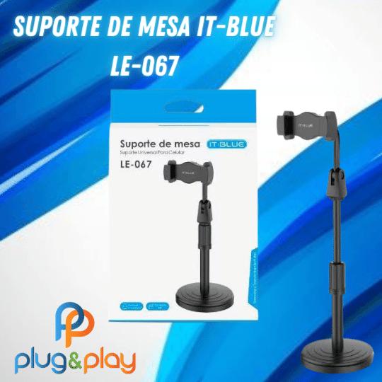 SUPORTE PARA CELULAR DE MESA IT - BLUE LE - 067