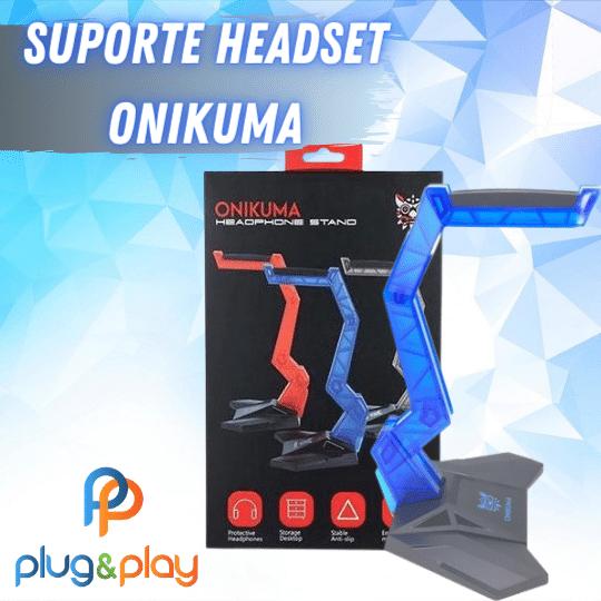 SUPORTE HEADSET ONIKUMA