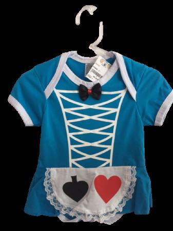 Body Alice no Pais das Maravilhas