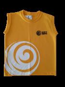 Camiseta Regata Amarela