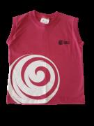 Camiseta Regata Rosa