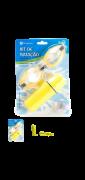 Kit Natação Amarelo