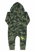 Macacão verde Dino