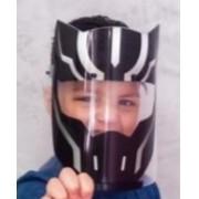 Mascara  Face Shild Pantera Negra