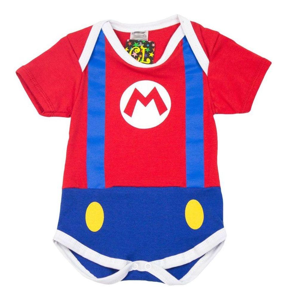 Body Mario Bross