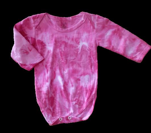 Body ML Tie Dye Rosa