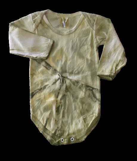 Body ML Tie Dye Verde