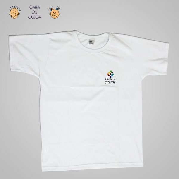Camiseta de saída/Passeio Fund 2