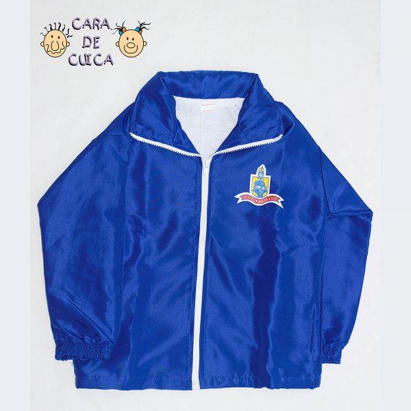 Jaqueta de Tactel