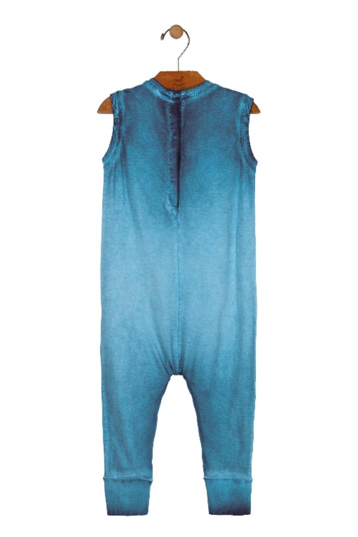 Macacão Saruel azul
