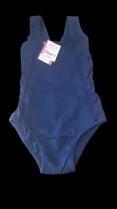 Maiô azul marinho liso