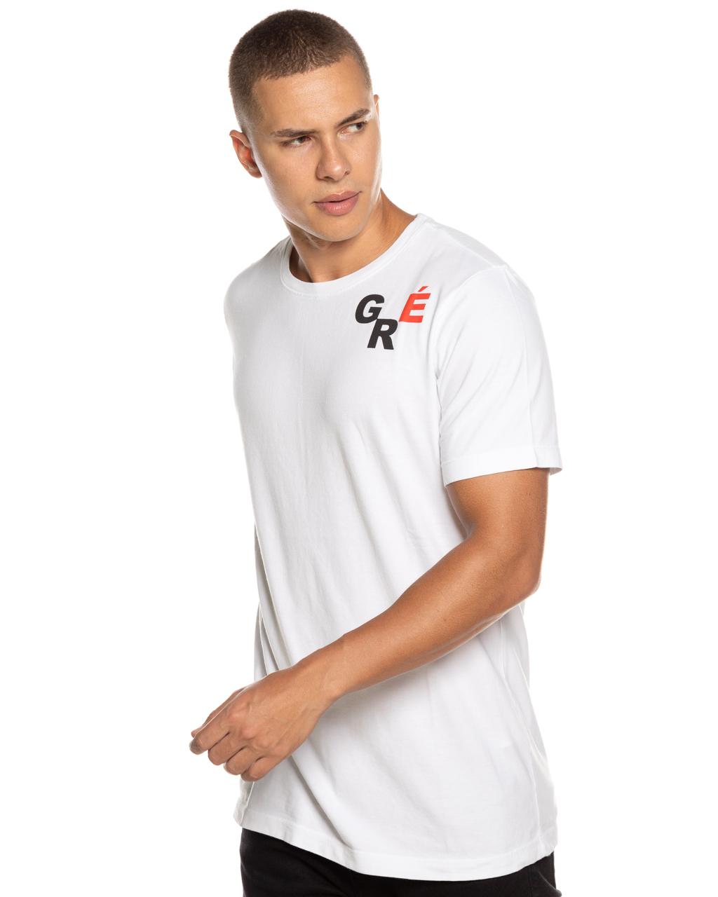 T-shirt Chest Logo  - Garré