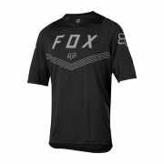 CAMISA FOX DEFEND SS FINE LINE BLK