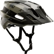 CAPACETE FOX L/XL  BIKE FLUX SOLID GRN CAM