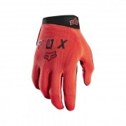 LUVA FOX BIKE RANGER GEL ORG CRSH L