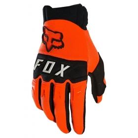 LUVA FOX MX DIRTPAW FLO ORG