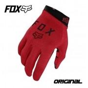 LUVA XL FOX RANGER CRDNL/ XL RED/BLACK
