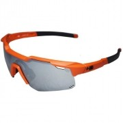 OCULOS HB SHIELD EVO M MATTE ORANGE SILVER