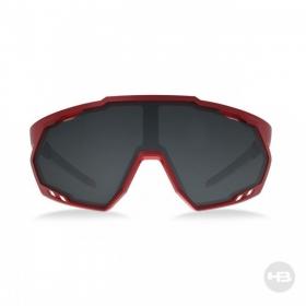 OCULOS HB SPIN GRAD RAGE RED/B GRAY, CRISTAL