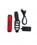 VISTA LIGHT SUPER POTENTE, 120LM, RES. A AGUA USB,JY9192