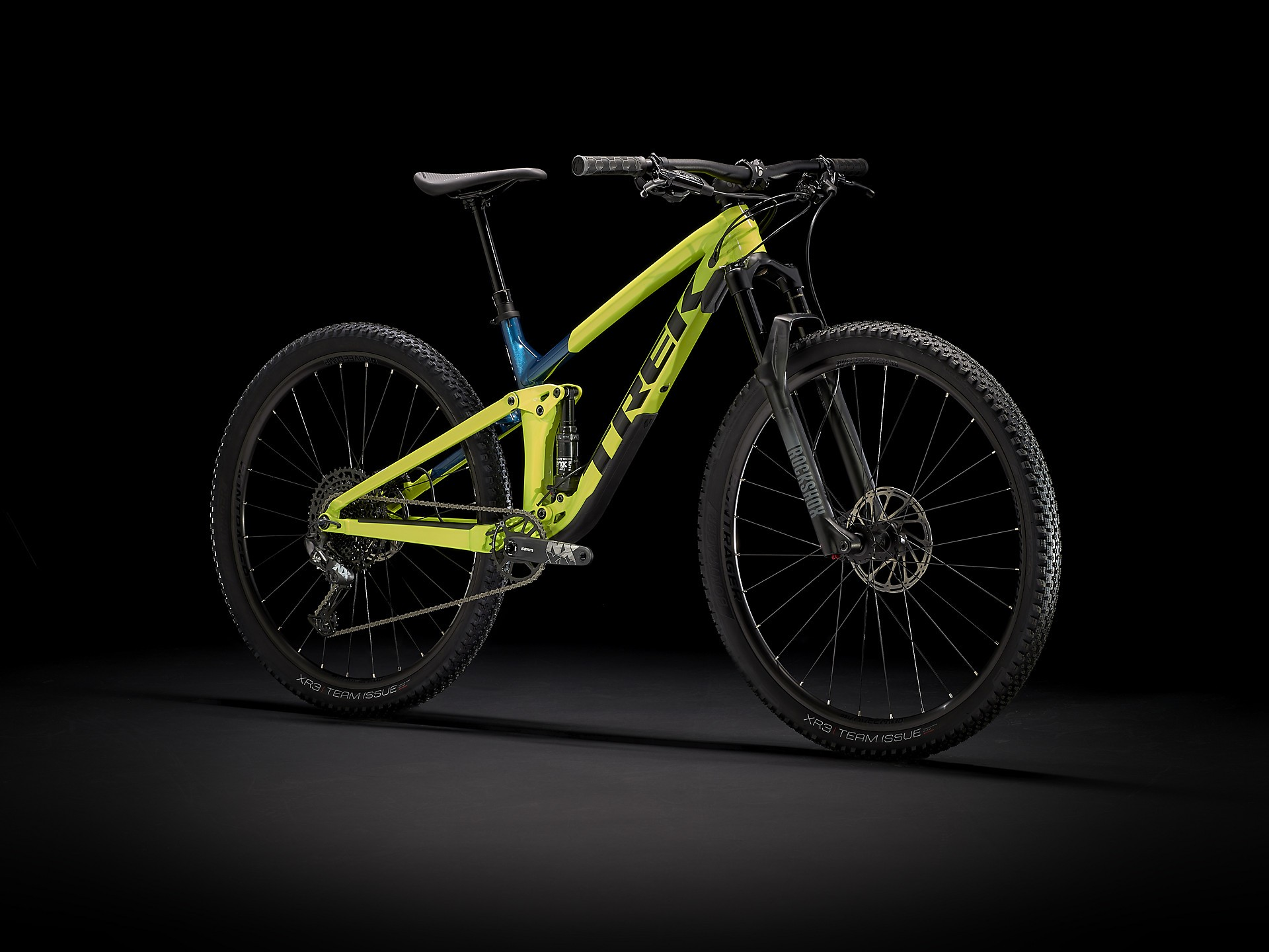 BICICLETA TREK TOP FUEL 8 NX TAM L