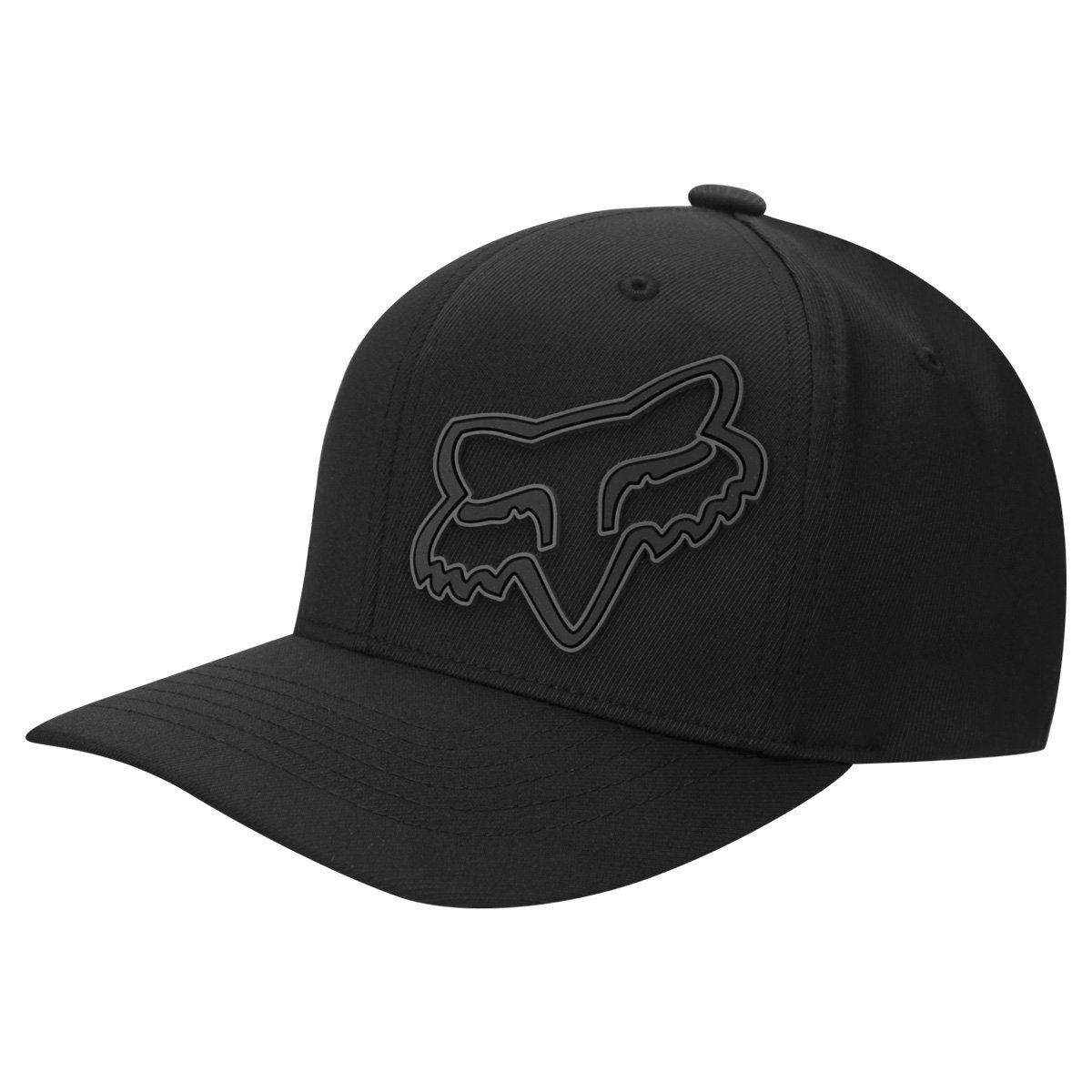 BONE FOX S/M LIFESTYLE BONE SIGNATURE FLEXFIT 16 BLACK