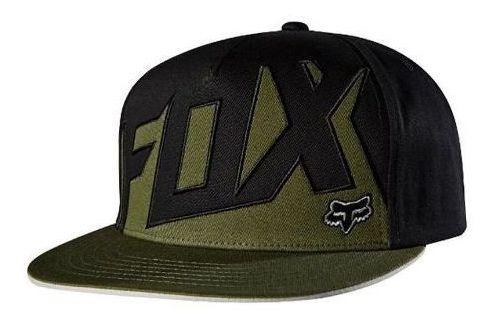 BONE FOX U LIFESTYLE PROJECTOR SNAPBACK 16 ARMY