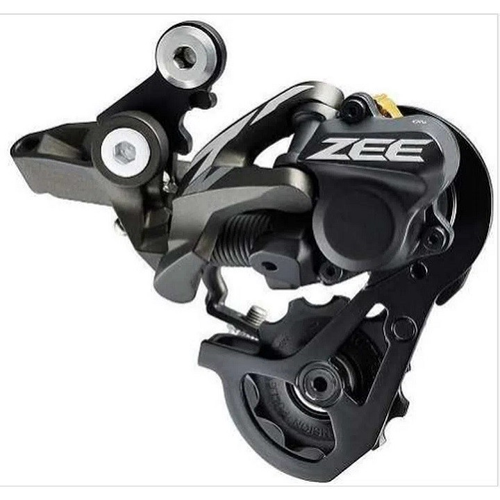 CAMBIO TRAS 10V ZEE RD-M640 SS P/CASSETE 11/36 SHIMANO