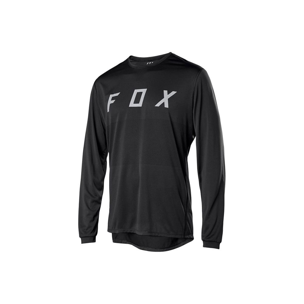 CAMISA FOX BIKE RANGER LS FOX BLK