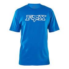 CAMISETA FOX S LIFESTYLE LEGACY FHEADX BLUE