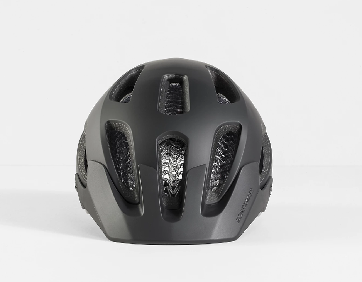 CAPACETE BONTRAGER M RALLY WC BK CPSC