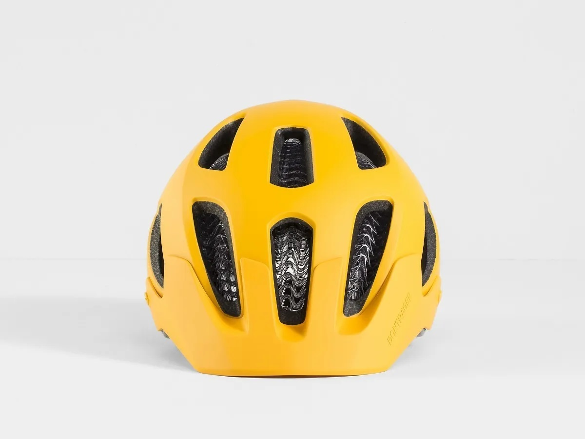CAPACETE BONTRAGER M RALLY WC YELLOW