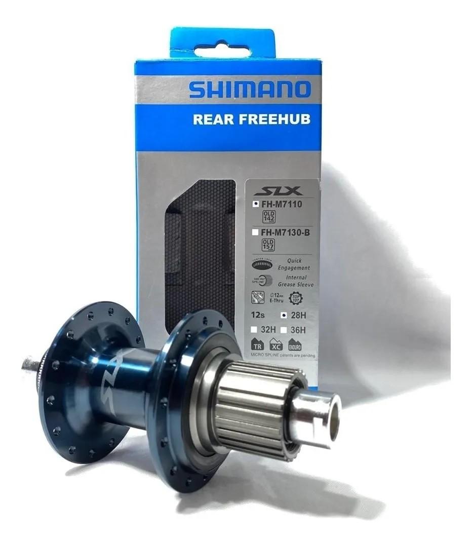 CUBO TRAS SLX MICRO FH-M7110 12MM C LOCK 28F 12V