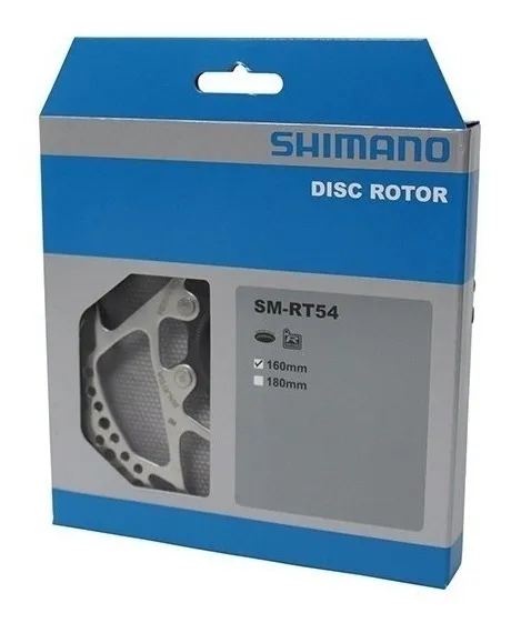 DISCO ROTOR SM-RT54 160MM C LOCK