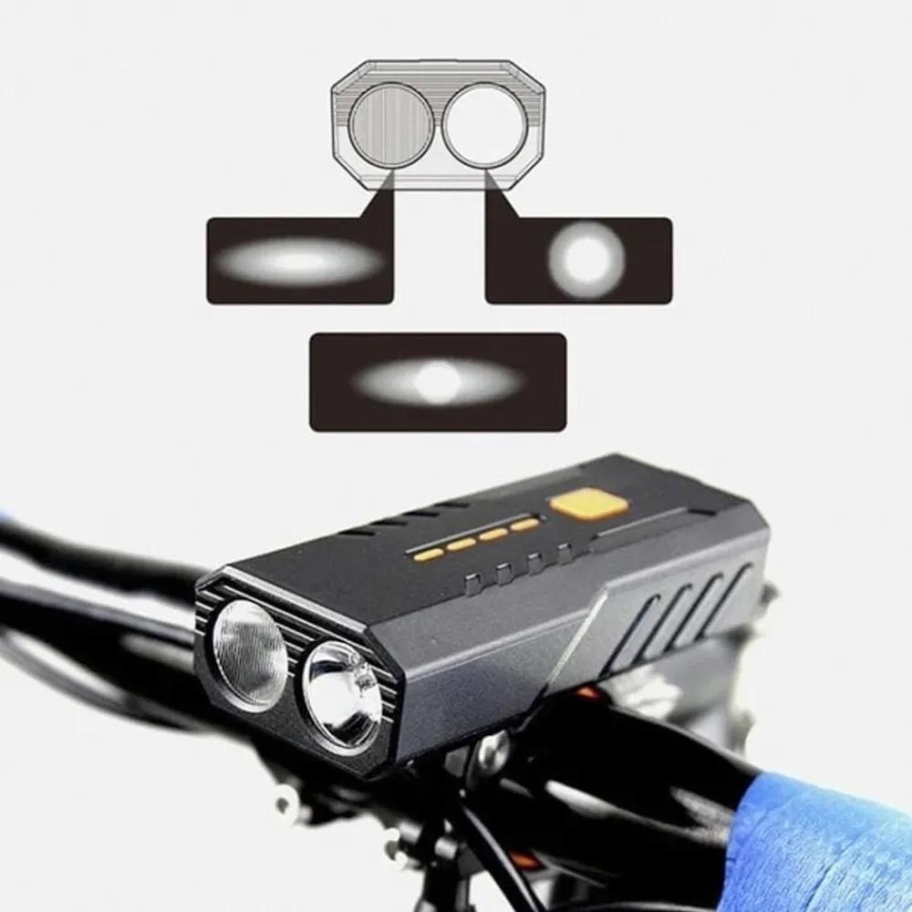 FAROL LED BICYCLE LAMP