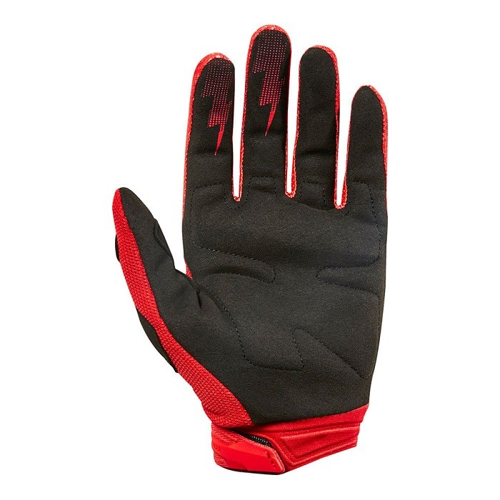 LUVA FOX DIRTPAW RED S