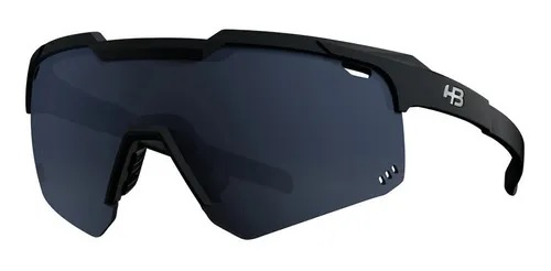 OCULOS HB SHIELD EVO R MATTE BLACK GRAY