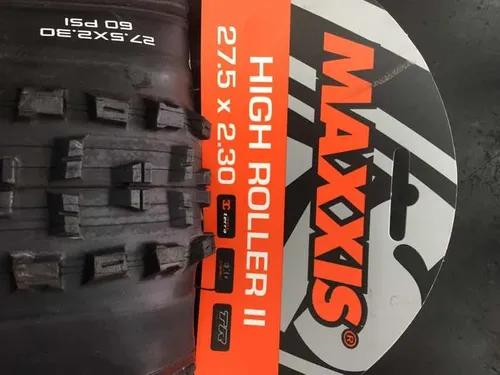 PNEU 27.5X2.30 MAXXIS HIGH ROLLER II