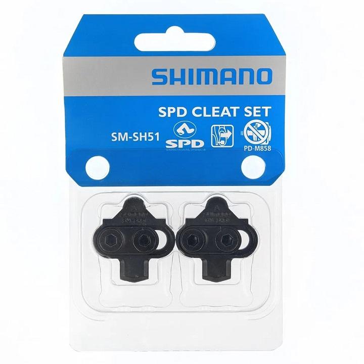 TAQUINHO PEDAL MTB SH51 SHIMANO