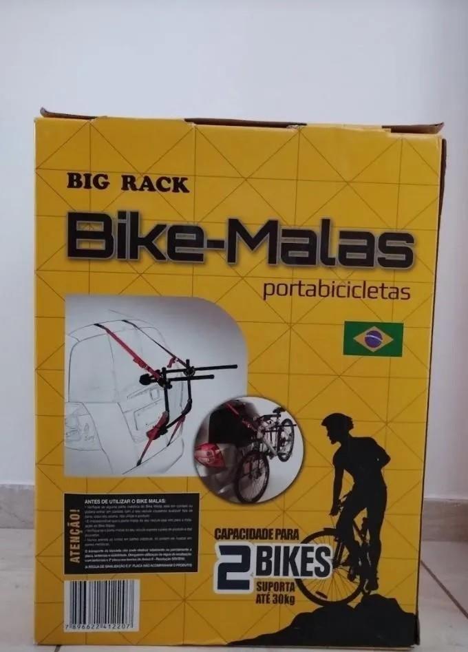 TRANSBIKE PORTA-MALAS EQMAX
