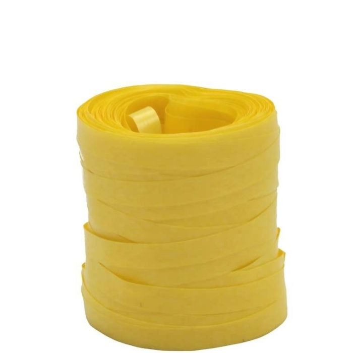100 unidades de Fitilho Plástico 05mmx50m (10 Pacotes com 10 Rolinhos das Cores Mais Vendidas)  - Emphática