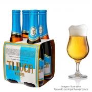Cerveja Cerpa Tijuca Pilsen 350ml Pack c/4