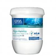 Creme de Massagem Algas Marinhas e Centella Asiatica 650g (D`Água Natural)