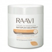Creme de Massagem Ativos Naturais Anti Celulite Natuplex Celutrat 500g (Raavi)