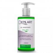 Gel Hidratante Pós Depilação  Aloe Vera 100ml (Depilart)