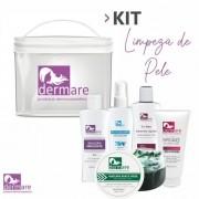 Kit Limpeza De Pele c/ 5 Itens (Dermare)
