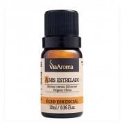 Óleo Essencial 100% Natural 10ml - Anis Estrelado (Via Aroma)