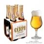 Cerveja Cerpa Export 350ml Pack c/4