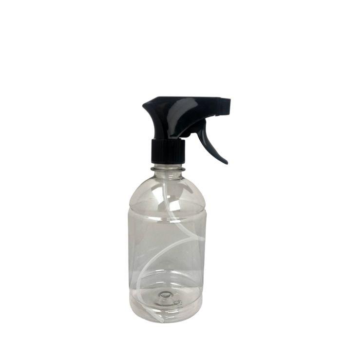 Borrifador Plástico Multiuso Transparente  - Emphática